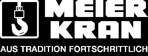 Logo MEIER KRAN GmbH - Schwertransport, Kranverleih und Baulogistik